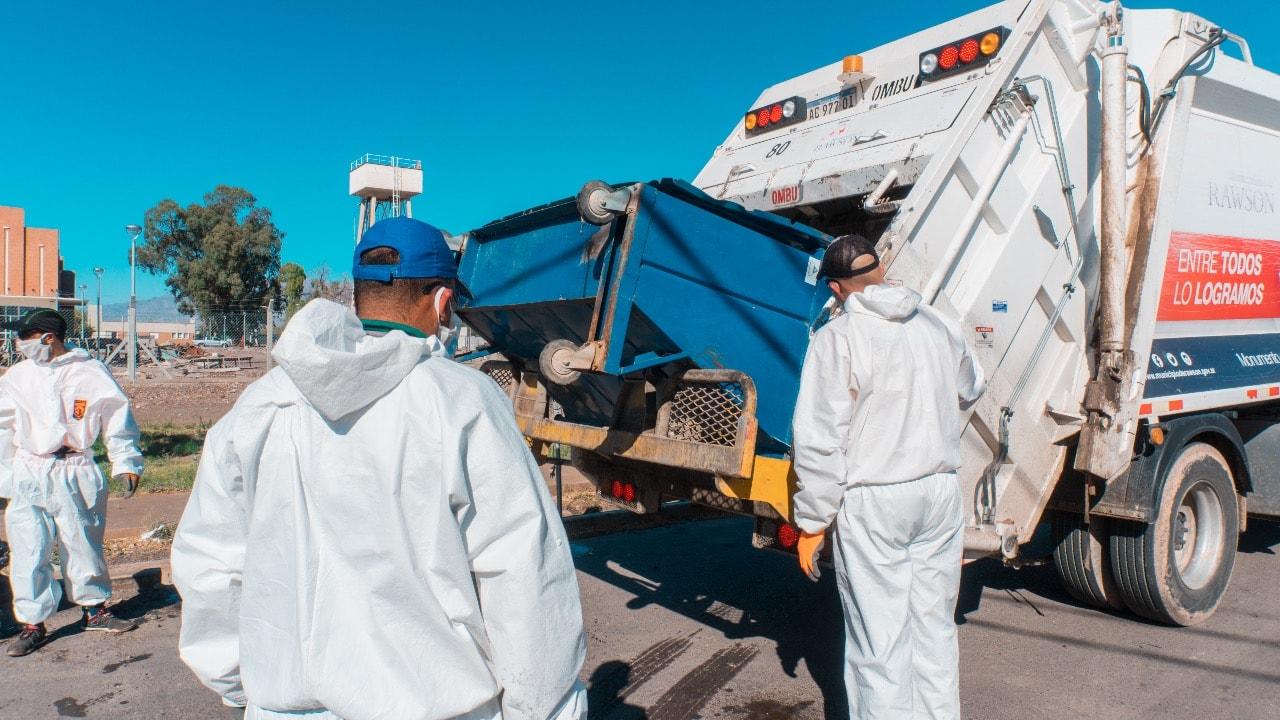 Nuevo Sistema de Recolección de Residuos Sólidos Urbanos