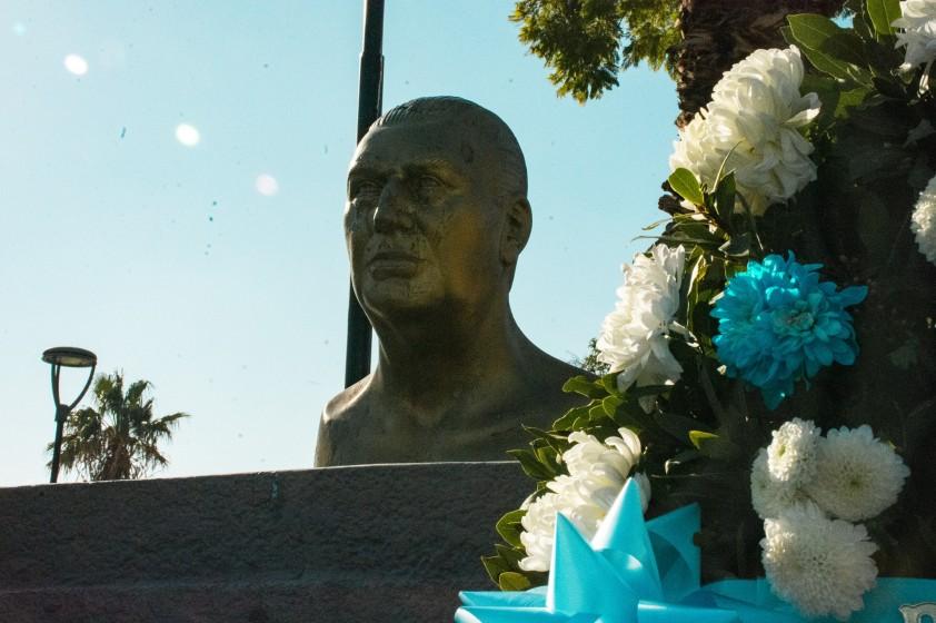 Acto Homenaje al General Domingo Perón