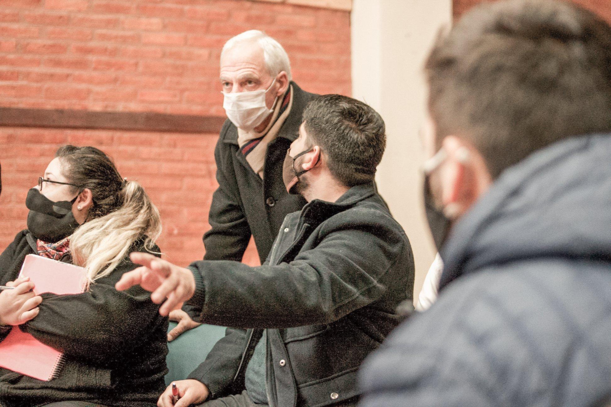 """Se realizó la Primer Reunión del """"Acuerdo San Juan"""" en Rawson"""