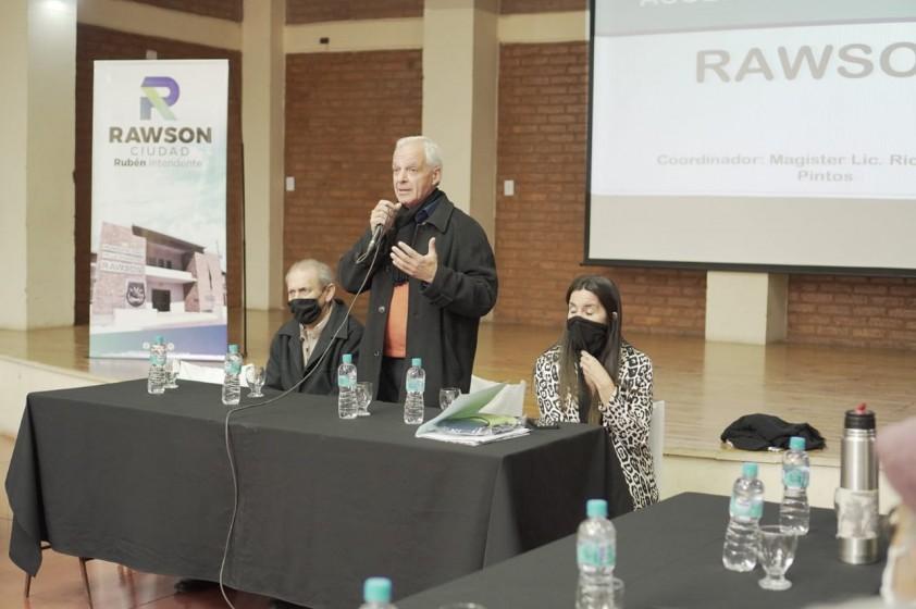 Se realizó la primer reunión del Sector Productivo de Rawson para el Acuerdo San Juan