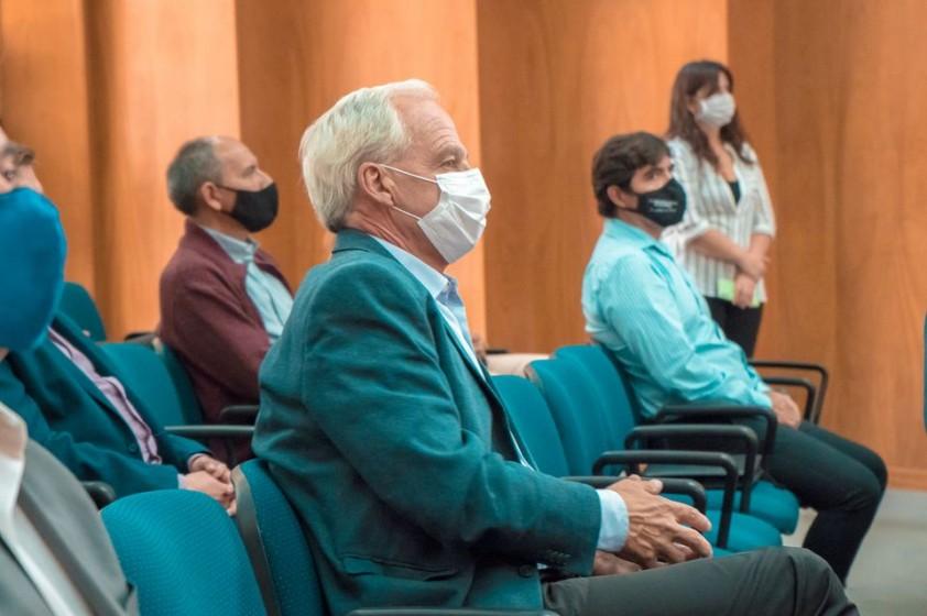 Rubén García participó de una reunión virtual con Sergio Uñac y el Ministro de Trabajo de la Nación