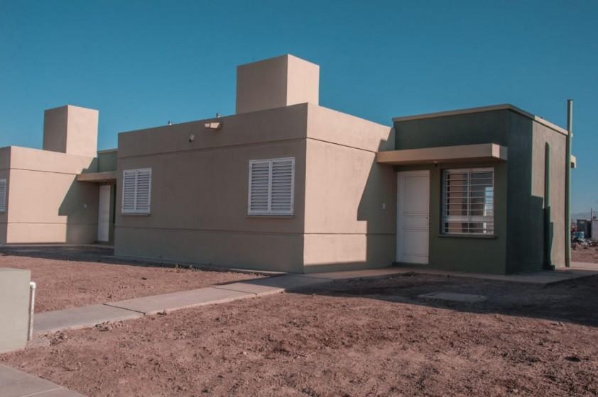 Se entregaron 126 viviendas del Barrio Luz y Fuerza V
