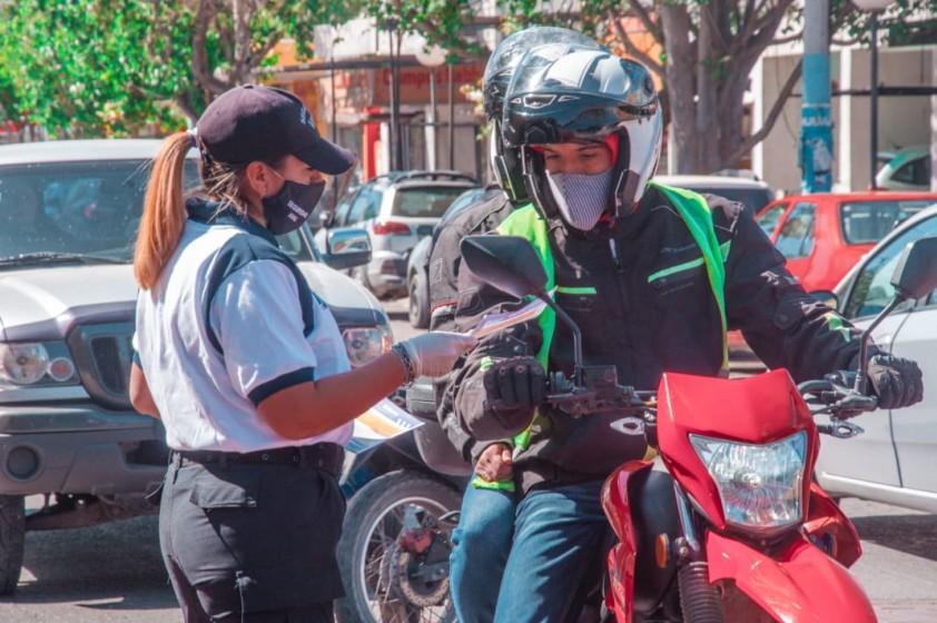 Concientización sobre Seguridad Vial