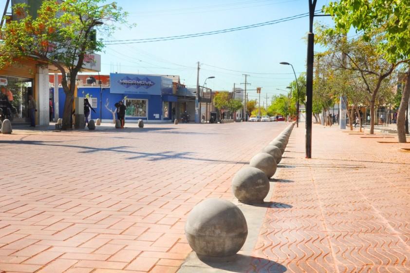Por compras del Día de las Madres se habilitará zona peatonal