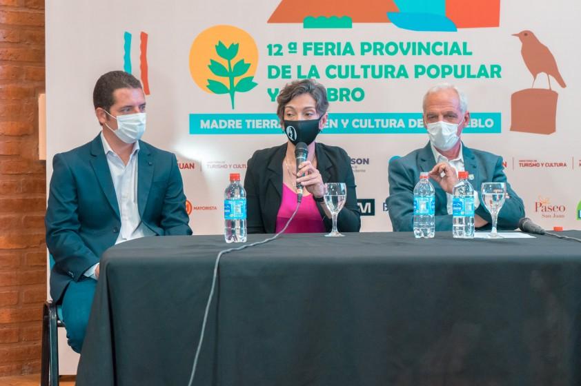 Se presentó la edición 2020 de la Feria de la Cultura Popular y el Libro