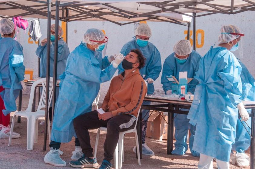 Campaña para detectar nuevos casos de Covid-19