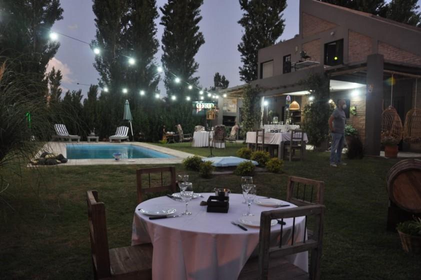 Médano de Oro cuenta con un Circuito Turístico Gastronómico