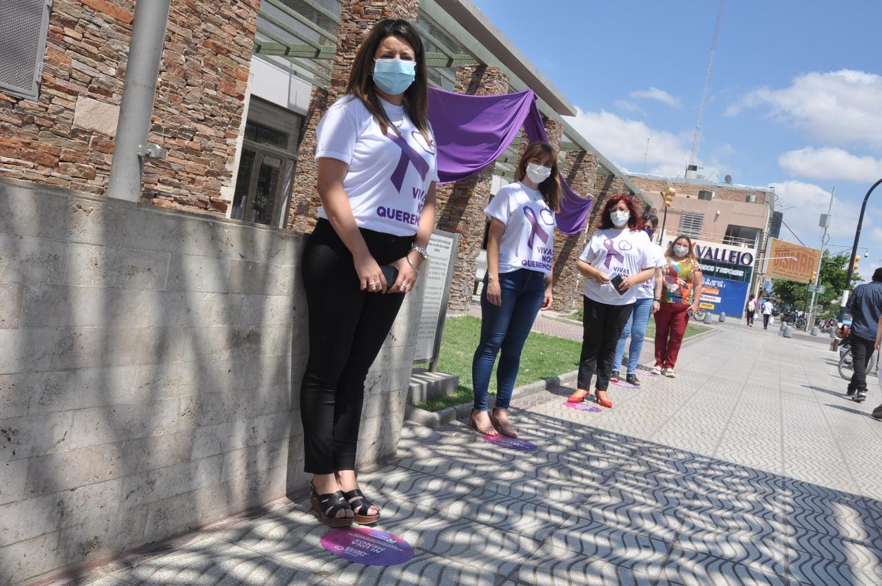 Actividades en el marco del mes de la Lucha contra la Violencia de Genero