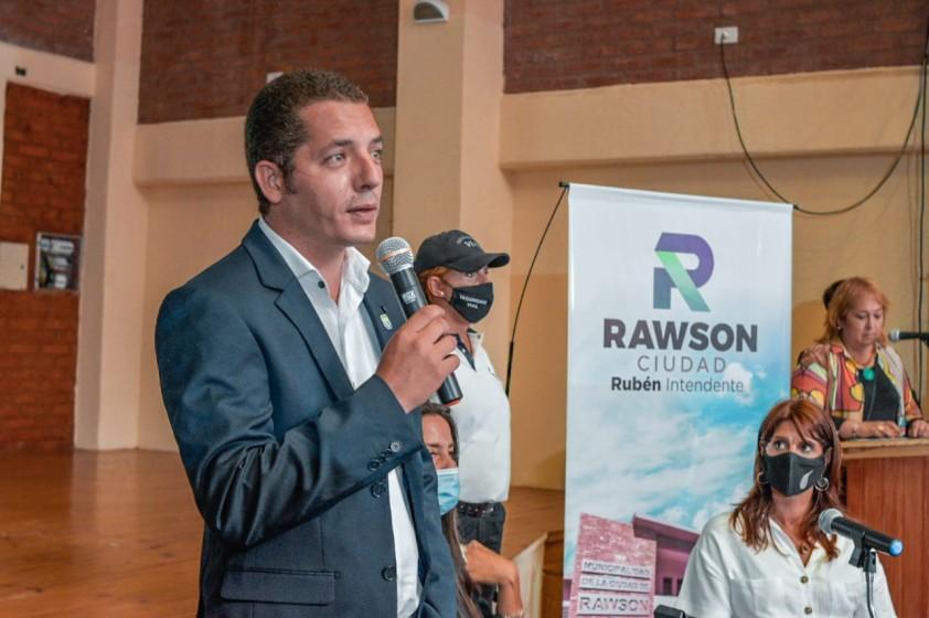 Rawson activa los Kioscos como espacio de trabajo