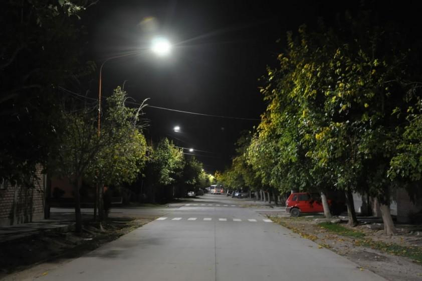 40 Barrios serán beneficiados con el nuevo Alumbrado LED