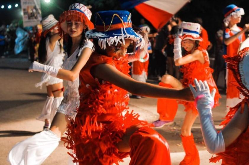El Carnaval de la Gente en el Medano
